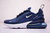 065e8657 Кроссовки мужские Nike Air Max 2015 Flyknit Blue Реплика, цена 1 500 ...