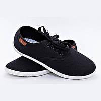 Мокасины цветные черные модные Gipanis
