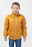 Куртка бомбер на мальчика Чарли