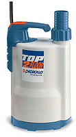 Pedrollo TOP1-FLOOR дренажный погружной насос(однофазный)