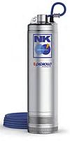 NKm 2/4 колодезный моноблочный  многоступенчатый насос (однофазный)