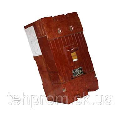 Автоматический выключатель А 3796 630 А