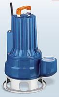 Pedrollo MC 40/50 двоканальний насос для стоків з відходами