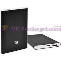 Power Bank MI Slim 6000mAh USB(2A), индикатор заряда -125 (3000)**
