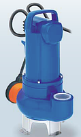 Pedrollo VXCm 15/35 погружной насос для сточных вод