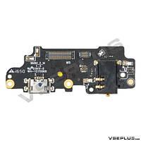 Шлейф Meizu M621 M5 Note, с разъемом на зарядку