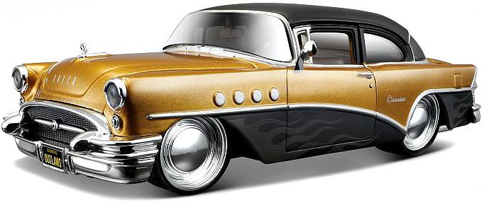 Автомодель (1:26) 1955 Buick Century 32507
