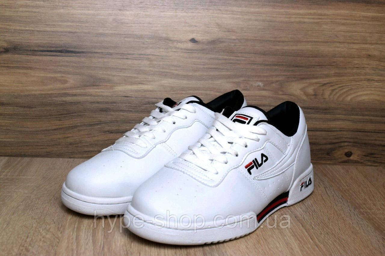 820218b2 Мужские белые кроссовки Fila Original Fitnes Premium/низкие | Люкс Реплика,  цена 1 299 грн., купить в Киеве — Prom.ua (ID#648218420)