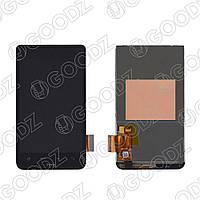 Дисплей HTC Desire HD A9191 (T9191 G10) с тачскрином в сборе, цвет черный