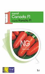 Семена моркови Канада 1 г, Империя семян