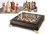 """Игра настольная """"Шахматы деревянные"""" 43х43х9 см."""