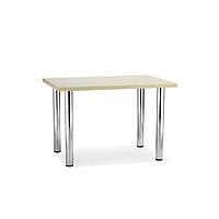 Стол для столовой шестиместный хром
