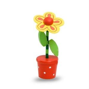 Марионетка цветочек развлекательная игрушка
