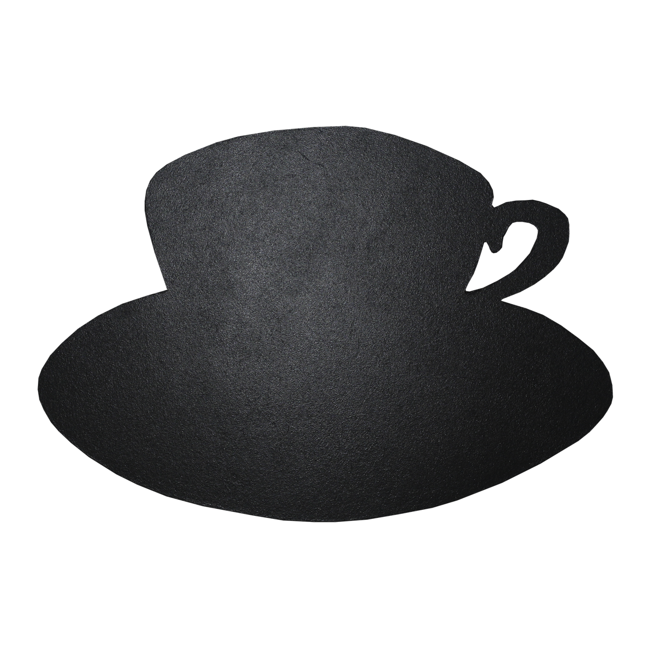 Доска меловая фигурная Чашка ПХ 480х330 мм