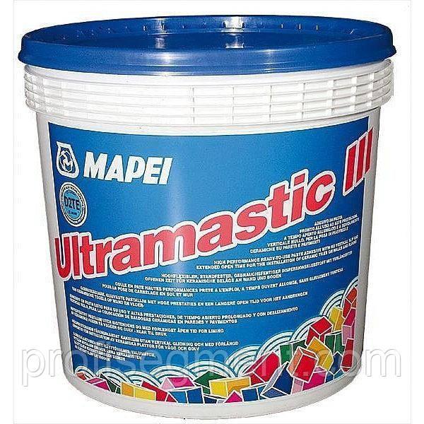 Готовий до використання полімерний клей Mapei Ultramastic 3 5/16 кг,Харків