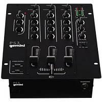 Микшерный пульт для DJ Gemini PS-3