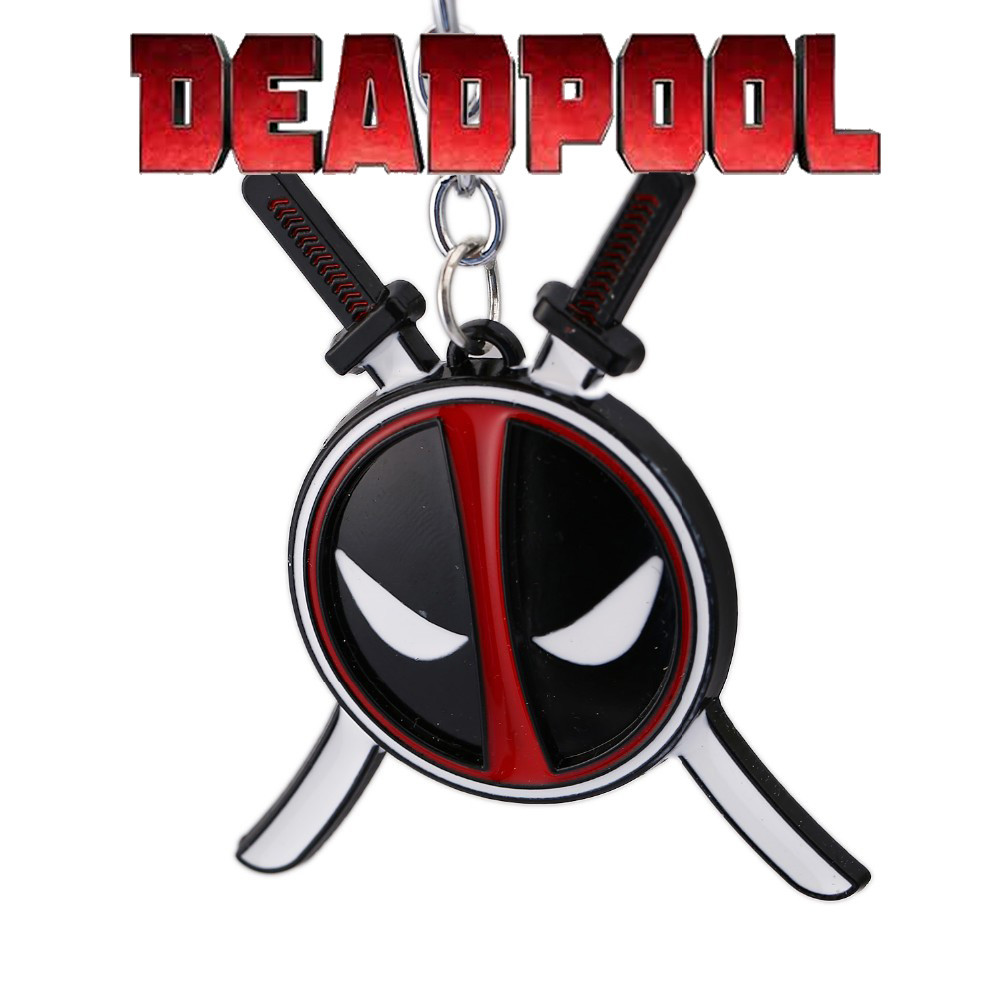 Брелок Дэдпул Deadpool Marvel