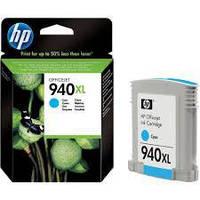 Картридж HP №940 OJPRO 8000/ 8500 XL CYAN C4907AE