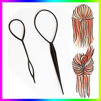 Заколка для волос (две петли) hair2