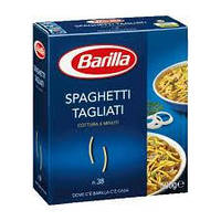 Макароны Barilla Spaghetti Tagliati 0.500 кг