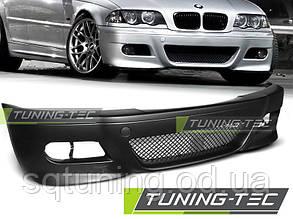 Бампер передній BMW E46 05.98-03.05 S/T M3 STYLE
