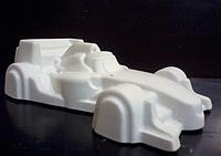 Гипсовая фигурка для раскрашивания Формула 1