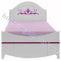 Детская Николь Кровать 90 Н02 (вклад ДСП)