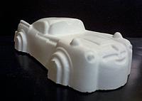 Гипсовая фигурка Формула 3