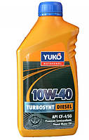 Масло моторное YUKO TURBOSYNT DIESEL 10W-40 SAE 10W-40 1л