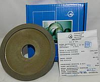 Алмазный шлифовальный круг (12А2-20) 125х10х2х16х32 Тарелка Базис АС4 Связка В2-01