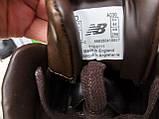 Мужские кроссовки New Balance 999 leather коричневые, фото 6
