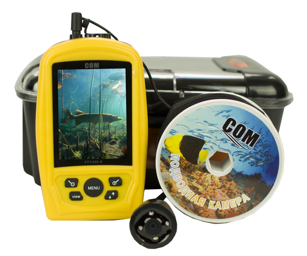 Подводная видеокамера Lucky FF3308-8 (цветная)