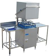 Машина посудомоечная Гродно МПУ 700-01 со столами загрузки и выгрузки