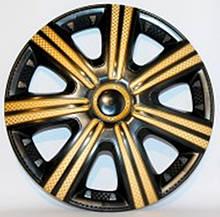 Колпаки DTM GOLD R15