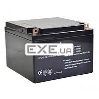 Аккумулятор для ИБП Matrix 12V 26Ah (NP26-12)