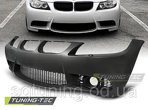 Бампер передній BMW E90 E91 09-11 M3 STYLE