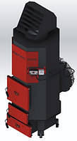 Твердотопливный нагреватель воздуха DEFRO NP 35 кВт