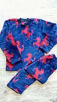 Махровые пижамы для детей и подростков