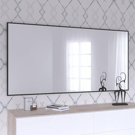Зеркало Aluint Mira 111 Black, фото 2