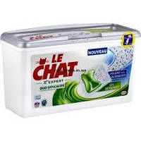 Капсулы для стирки Le Chat expert duo-efficacite 15 шт