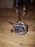 Кованая роза, фото 5