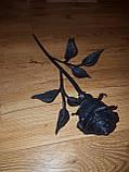 Кованая роза, фото 4