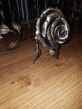 Кованая роза, фото 7