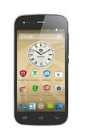 Оригинальный тачскрин / сенсор (сенсорное стекло) для Prestigio MultiPhone Grace X3 3455 Duo (черный цвет)