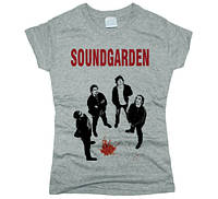 Soundgarden 03 Футболка женская