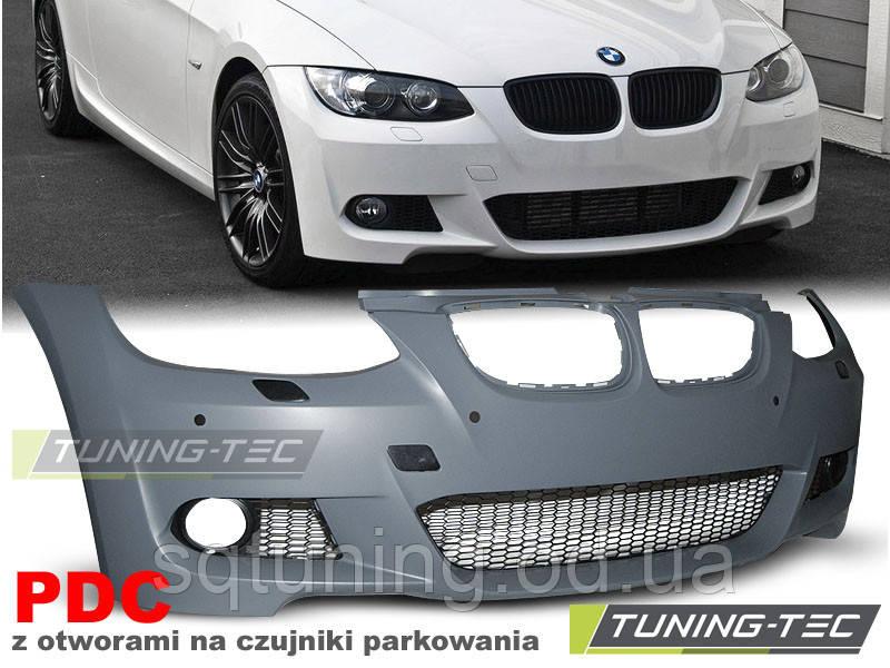 Бампер передний BMW E92 06-09 M-PAKIET PDC