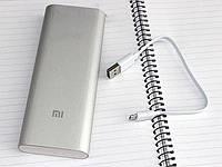Внешняя батарея Xiaomi Mi Power Bank 16000mAh Реплика