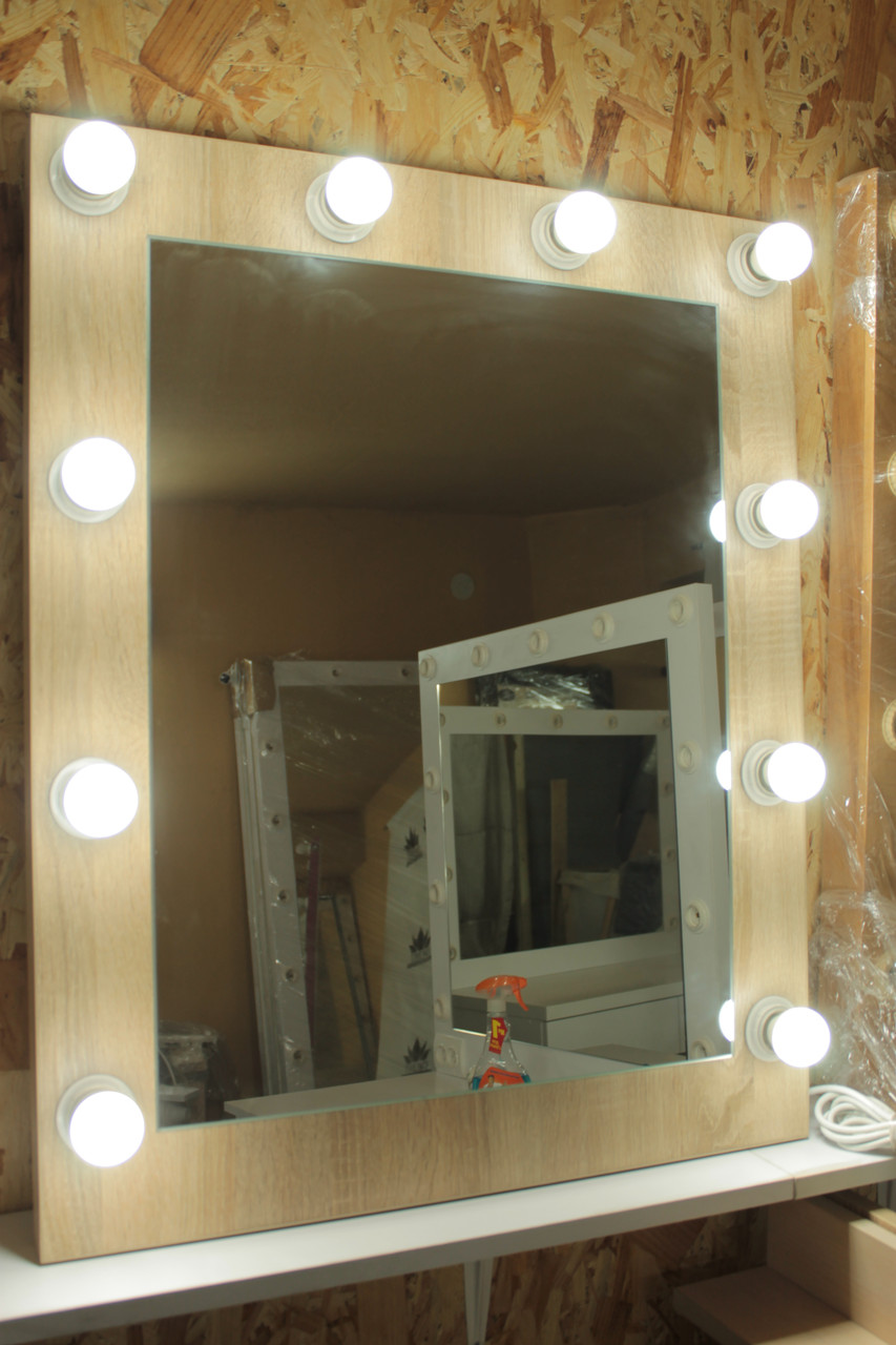 Гримерное зеркало для дома