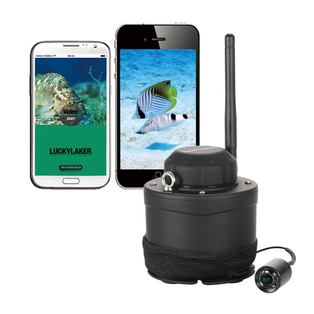 Подводная видеокамера Lucky FF3309 (Беспроводная, цветная)