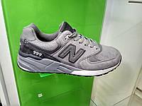 Мужские кроссовки New Balance 999 серые